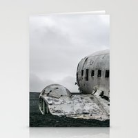 dc Stationery Cards featuring DC-3 by Alex Tonetti Photography