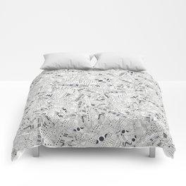 Experiment 1 Comforters