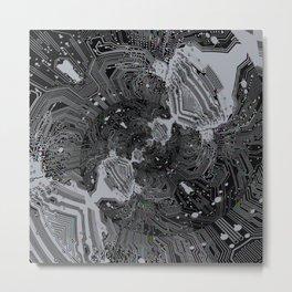 010 Metal Print