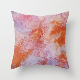 strange visions 9 Throw Pillow