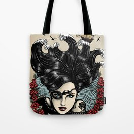 Pirate Queen (Color) Tote Bag