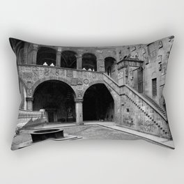 Illuminismo Di Pietra - Bargello Rectangular Pillow