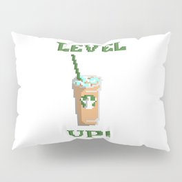 Level Up! Pillow Sham