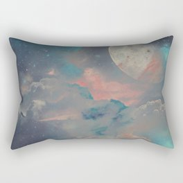 Gashes in the sky Rectangular Pillow