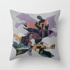 truce Throw Pillow