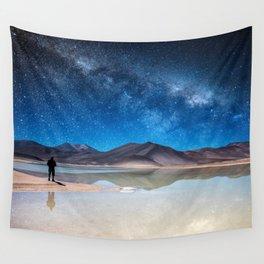Piedras Rojas, Atacama Wall Tapestry