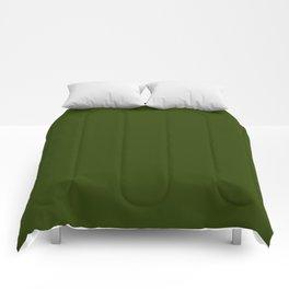 Verdun so naturally Green Comforters