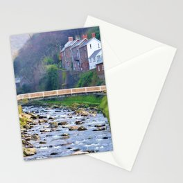 A portrait of Lynmouth Stationery Cards