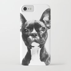 French BullDog iPhone 7 Slim Case