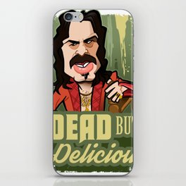 Dead but Delicious iPhone Skin