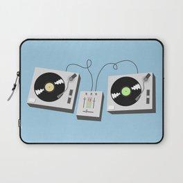 Turntables Laptop Sleeve