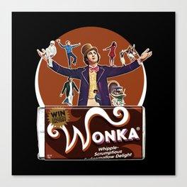 Willy Wonka - Gene Wilder Canvas Print