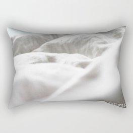 Goodmorning Mint Rectangular Pillow