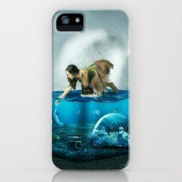 The lost Aquarium iPhone Case