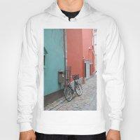 street Hoodies featuring Street by Infra_milk