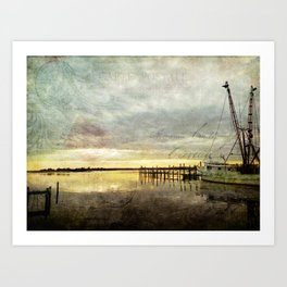 French Country Art Print