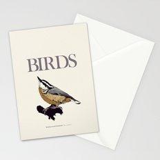 BIRDS 01 Stationery Cards