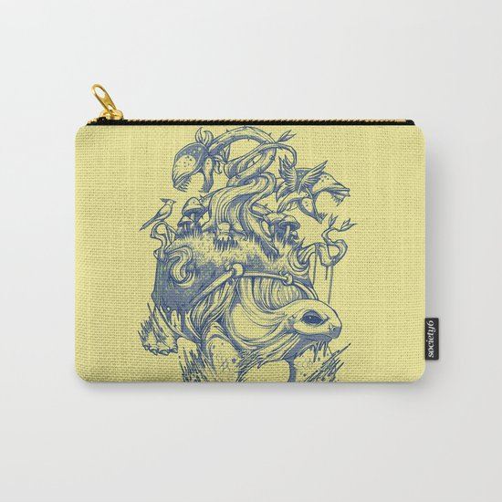 Great Turtle Carry-All Pouch