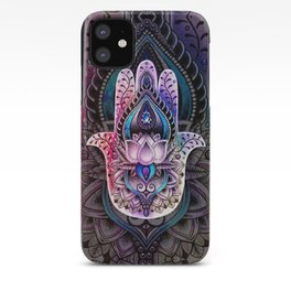 Hamsa iPhone Case