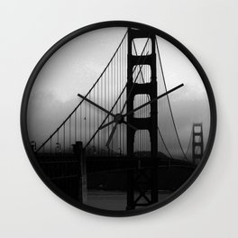 San Francisco 001 Wall Clock
