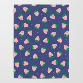 pineberry Poster