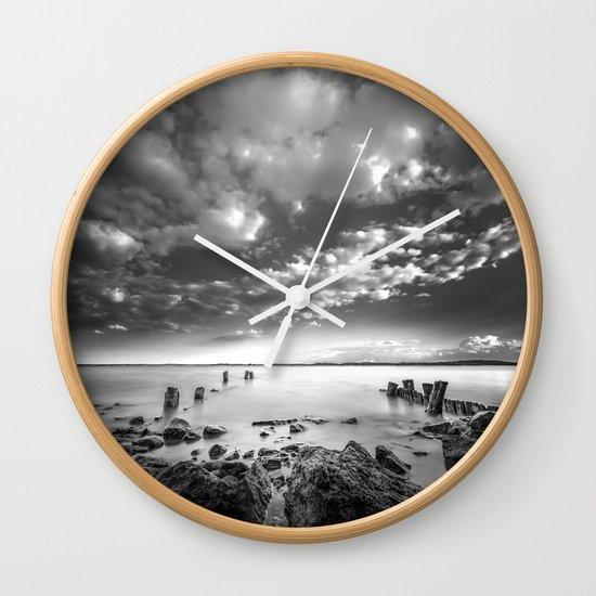 Docklands Wall Clock
