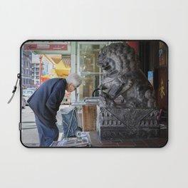 Chinatown Encounter Laptop Sleeve