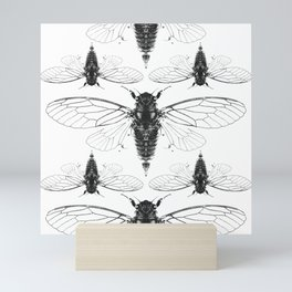 Divine Cicadas Mini Art Print