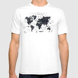 The World Map T-shirt