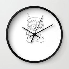 Crossover - Majora's Maskass Wall Clock