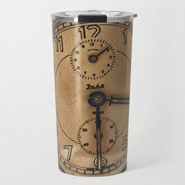 Vintage alarm clock Travel Mug