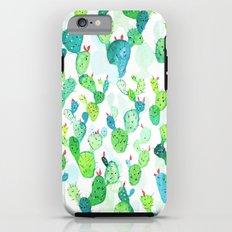 Watercolour Cacti iPhone 6 Tough Case