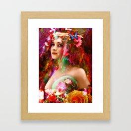 no42 Framed Art Print