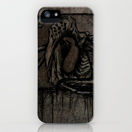 Lurking Within iPhone Case