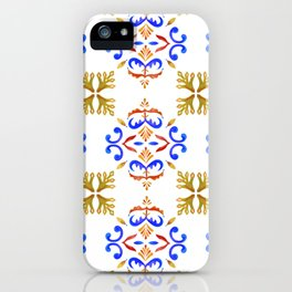 Fall in Lisbon iPhone Case