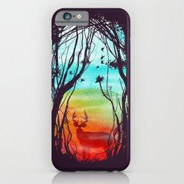 Lost In My Dreams iPhone Case