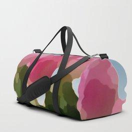 Hint of Tulips Duffle Bag