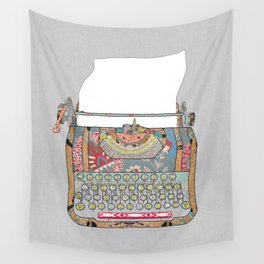 I DON'T KNOW WHAT TO WRITE YOU Wall Tapestry