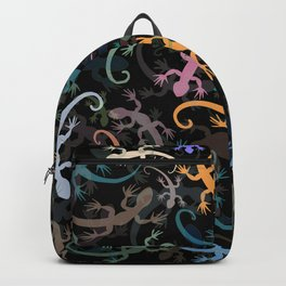 Leaping Lizards Backpack