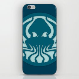 Myths & monsters: Cthulhu iPhone Skin
