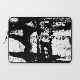 Brush Stroke Art Laptop Sleeve