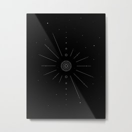 Stellar Evolution Metal Print