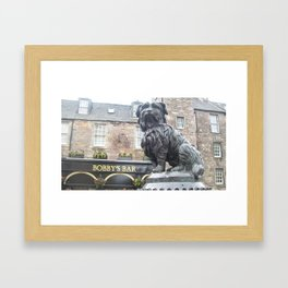 Bobby Framed Art Print