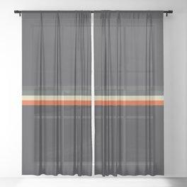 Meness Sheer Curtain