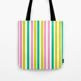 Lucky Stripes 02 Tote Bag