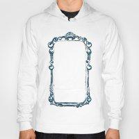 frame Hoodies featuring frame by k. Reinstein