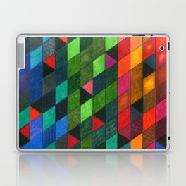 Pattern #1 Tiles Laptop & iPad Skin