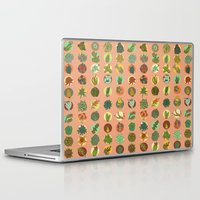 succulents Laptop & iPad Skins featuring Succulents by SarahRobbins