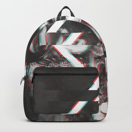 DARK ORCHID 3 Backpack