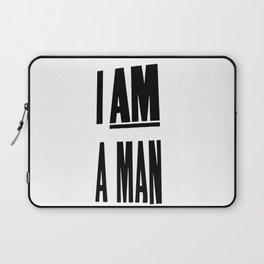 I AM A MAN (MEM '68) Laptop Sleeve